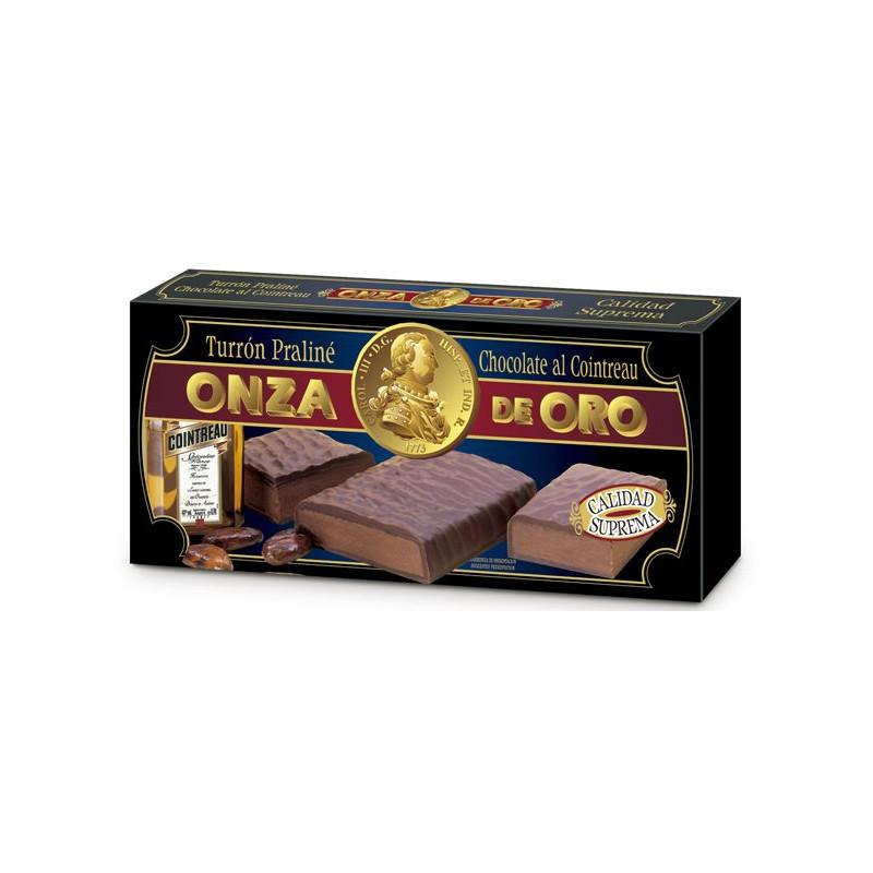 Turrón Praliné Chocolate al Cointreau 200 g
