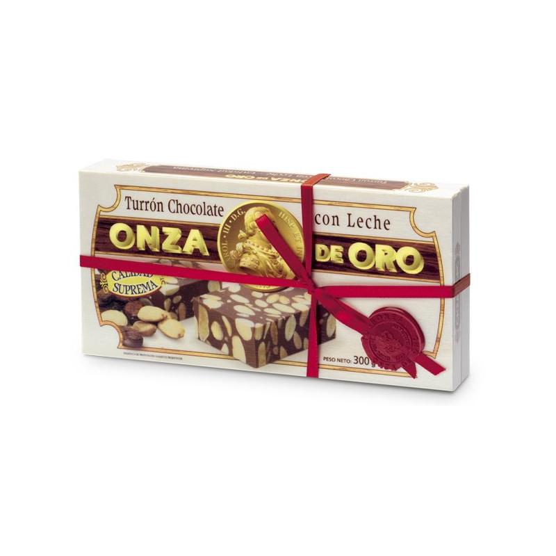 Turrón Chocolate con Leche 300 g