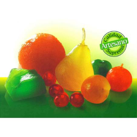 Fruta Confitada 400 grs